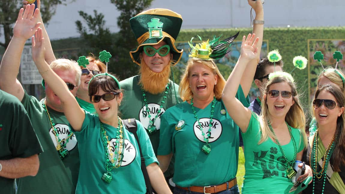 Fort Lauderdale St. Patricks Day