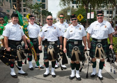 More bagpipes