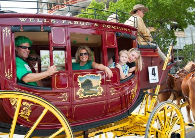 Wells Fargo Carriage