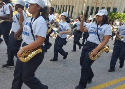 marching band sax