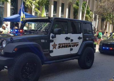 sheriff jeep